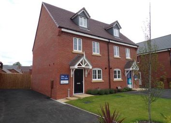 Thumbnail 3 bedroom semi-detached house for sale in Coventry Road, Rugby, Warwickshire