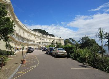 Thumbnail 2 bedroom flat to rent in Hesketh Crescent, Torquay