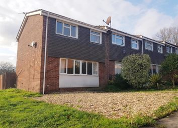 Thumbnail 3 bed end terrace house for sale in Hinton Drive, Bristol