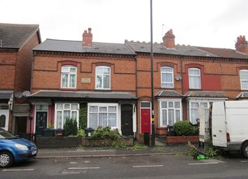 Thumbnail Terraced house to rent in Stockfield Road, Yardley, Birmingham
