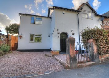 Thumbnail 3 bed semi-detached house for sale in Ferry Road, Eastham, Wirral