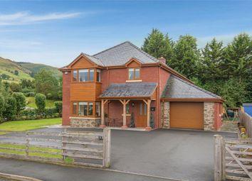 Thumbnail 5 bed detached house for sale in Troed Y Cyrniau, Penybontfawr, Oswestry, Powys