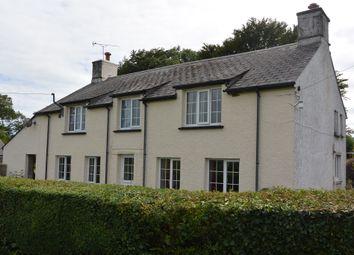 Thumbnail Detached house to rent in Lewdown, Okehampton