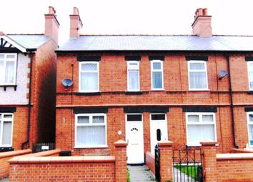 Thumbnail 3 bed property to rent in Norman Road, Wrexham