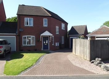 Thumbnail 3 bed link-detached house for sale in Tudor Park Gardens, Burntwood, Staffordshire