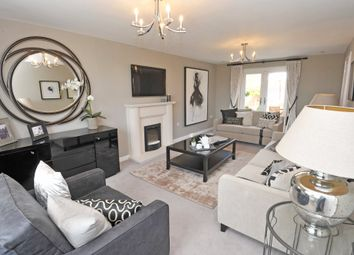 """Thumbnail 4 bed detached house for sale in """"Billington"""" at Mitton Road, Whalley, Clitheroe"""