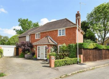 Thumbnail 4 bed detached house for sale in 47 Manor Road, Wokingham, Berkshire