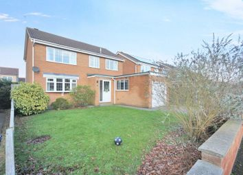 Thumbnail 4 bed detached house for sale in Hillcrest Drive, Loftus, Saltburn-By-The-Sea