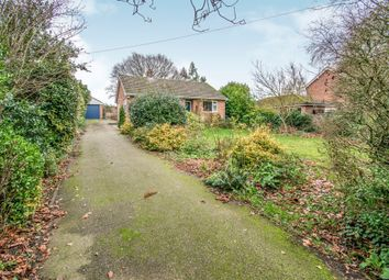 Thumbnail 2 bed detached bungalow for sale in Norwich Road, Acle, Norwich