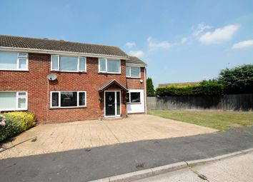 Thumbnail 4 bed semi-detached house for sale in Keable Road, Marks Tey, Colchester