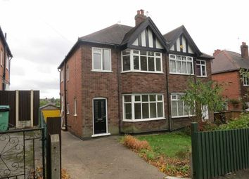 Thumbnail 3 bed semi-detached house to rent in Perry Road, Basford, Nottingham