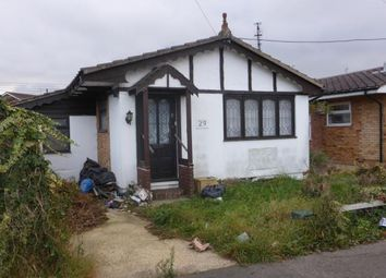 Thumbnail 2 bed bungalow for sale in Thisselt Road, Canvey Island
