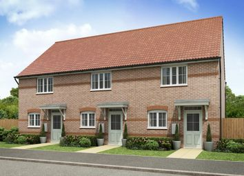 "Thumbnail 2 bed semi-detached house for sale in ""Waltham"" at Hollygate Lane, Cotgrave, Nottingham"