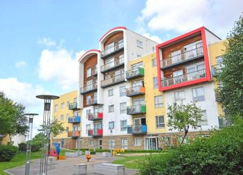 Thumbnail 2 bedroom flat to rent in Holly Court, Greenroof Way, Greenwich, London