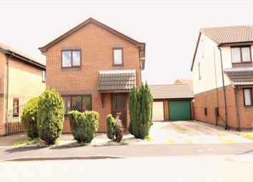 Thumbnail 3 bed detached house to rent in Speedwell Crescent, Scunthorpe