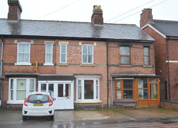 Thumbnail 2 bed terraced house for sale in Walsall Road, Lichfield, Staffordshire