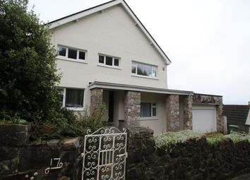 Thumbnail 5 bed detached house to rent in Thornhill Way, Mannamead, Plymouth