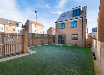 Thumbnail 4 bed detached house to rent in Orangetip Gardens, Newcastle Upon Tyne