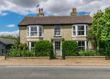 Thumbnail 3 bed property for sale in Wicken Road, Clavering, Saffron Walden