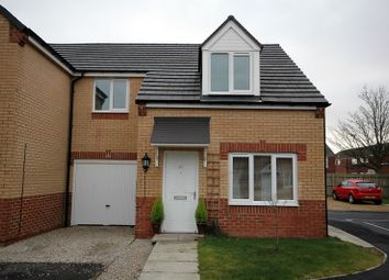 Thumbnail 3 bedroom semi-detached house for sale in Dormand Court, Wingate, County Durham