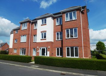 Thumbnail 2 bedroom flat to rent in Upton Close, Castle Donington, Derby
