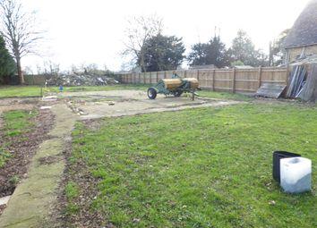 Thumbnail Land for sale in Rectory Lane, Glinton, Peterborough