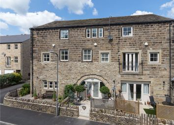Thumbnail 3 bed terraced house for sale in The Old Corn Mill, Glusburn, Keighley