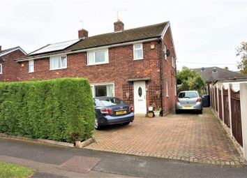 Thumbnail 3 bed semi-detached house for sale in Heather Avenue, Chesterfield
