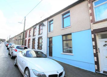 Thumbnail 4 bed terraced house for sale in Hughes Street, Penygraig, Tonypandy