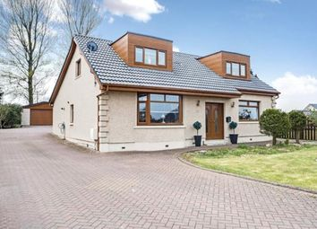 Thumbnail 3 bedroom bungalow for sale in Allanton Road, Allanton, Shotts, North Lanarkshire