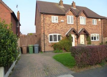 Thumbnail 3 bed semi-detached house to rent in Millhouse Lane, Moreton, Wirral