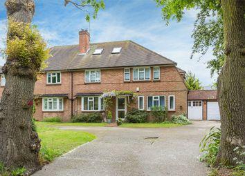 Thumbnail 2 bedroom maisonette for sale in Eaton House, Pinewood Road, Iver Heath, Buckinghamshire