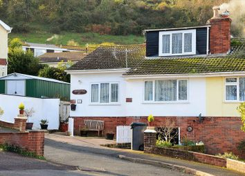 Thumbnail 3 bed semi-detached bungalow for sale in Southdown Avenue, Brixham
