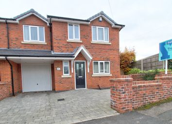 Thumbnail 4 bed semi-detached house for sale in The Beeches, First Avenue, Newcastle-Under-Lyme
