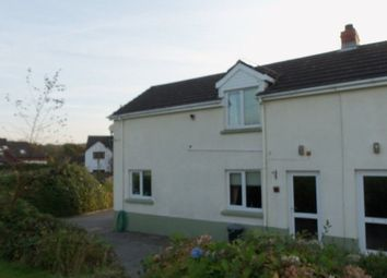 Thumbnail 2 bedroom semi-detached house to rent in 3, Bolahaul Road, Cwmffrwd, Carms.