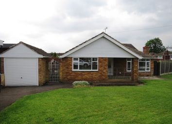 Thumbnail 3 bed detached bungalow for sale in Gainsborough Crescent, Hillmorton, Rugby