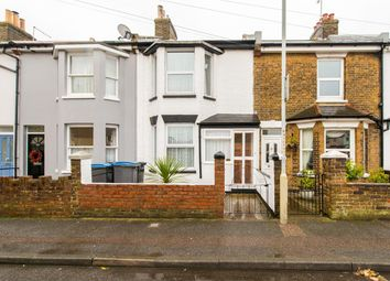 Thumbnail 2 bed terraced house for sale in Canada Road, Walmer, Deal