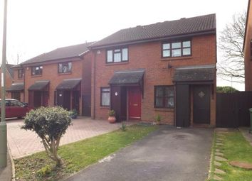 Thumbnail 2 bed semi-detached house for sale in Locks Heath, Southampton, Hampshire