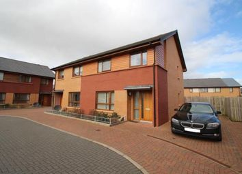 Thumbnail 3 bed semi-detached house for sale in Old Caley Road, Irvine, North Ayrshire