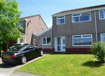 Thumbnail 5 bed semi-detached house for sale in The Mead, Dunvant, Swansea