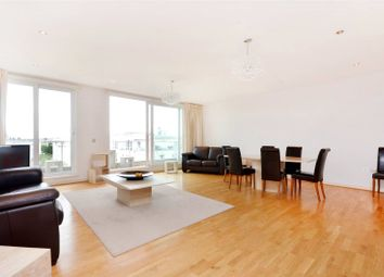 Thumbnail 3 bed flat to rent in Aura House, 39 Melliss Avenue, Richmond, London