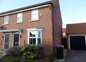 Thumbnail 3 bed end terrace house to rent in Cheltenham Court, Bourne