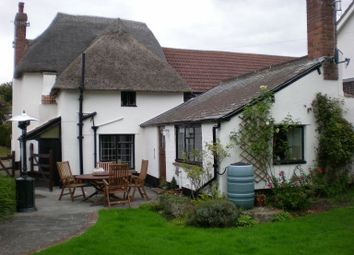 Thumbnail 4 bed cottage to rent in Parsons Lane, Rockbeare, Exeter, Devon