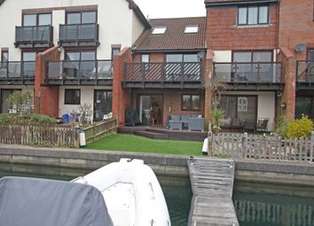 Thumbnail 4 bed town house for sale in Carne Place, Port Solent, Portsmouth