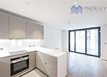 Thumbnail 1 bed flat to rent in Belcanto Apartments, Alto, Wembley, London