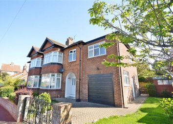 Thumbnail 5 bed semi-detached house for sale in East Avenue, Scalby, Scarborough