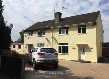 Thumbnail 4 bed semi-detached house to rent in Priors Rd, Cheltenham