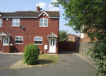 Thumbnail 2 bed semi-detached house to rent in Enville Close, Marston Green, Birmingham