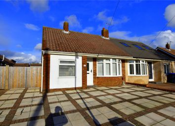 Thumbnail 2 bed bungalow for sale in Bowness Avenue, Sompting, West Sussex