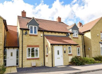 Thumbnail 2 bed terraced house to rent in Southmoor, Oxfordshire